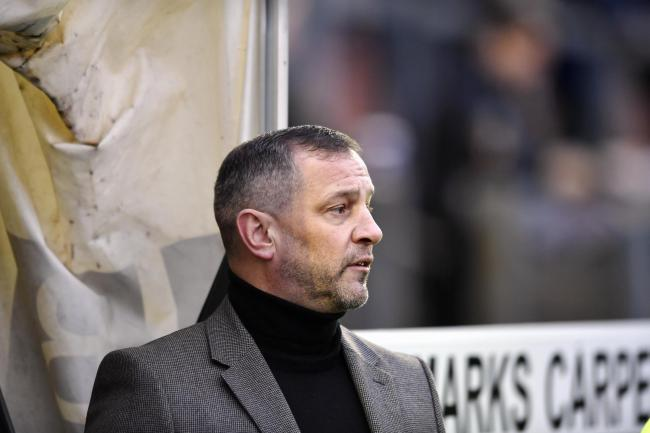 CAUTIOUS: Carlisle United director of football David Holdsworth				  STUART WALKER