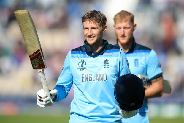 Glue: The classy Joe Root, fresh from a ton against West Indies, is capable of holding England's batting together