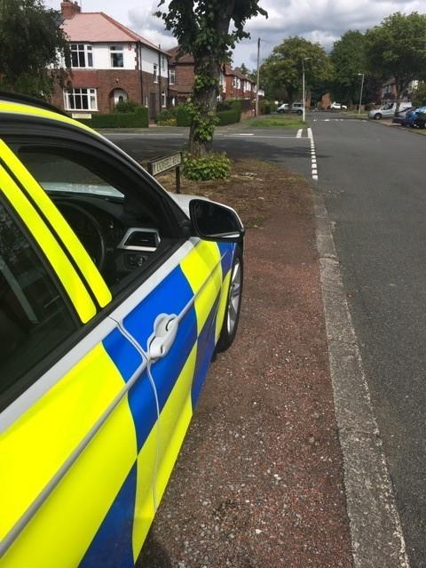 A road traffic operation was carried out in Scotland Road in Carlisle