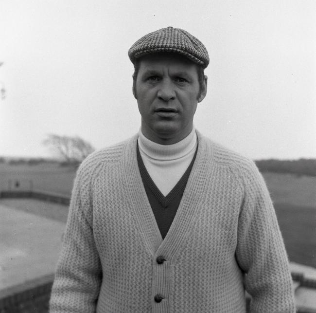Ian MacFarlane: Manager of Carlisle United from 1970-2