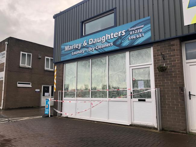 Customer Left High And Dry Weeks After Carlisle Laundrette