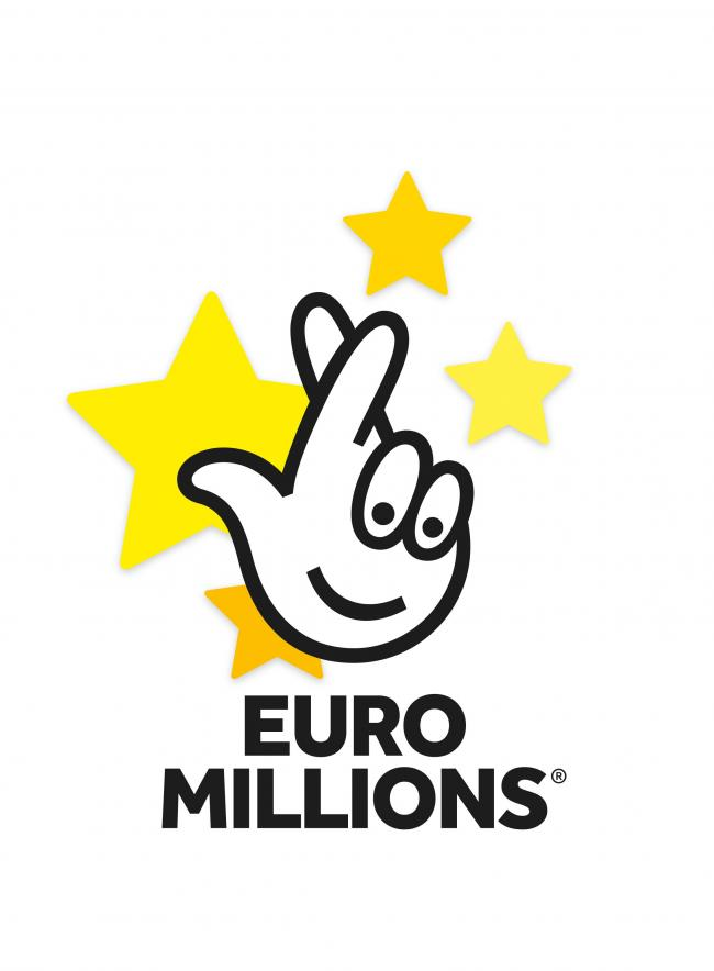 MEGA WIN: The couple who've claimed the £123m Euromillions jackpot have asked to remain anonymous