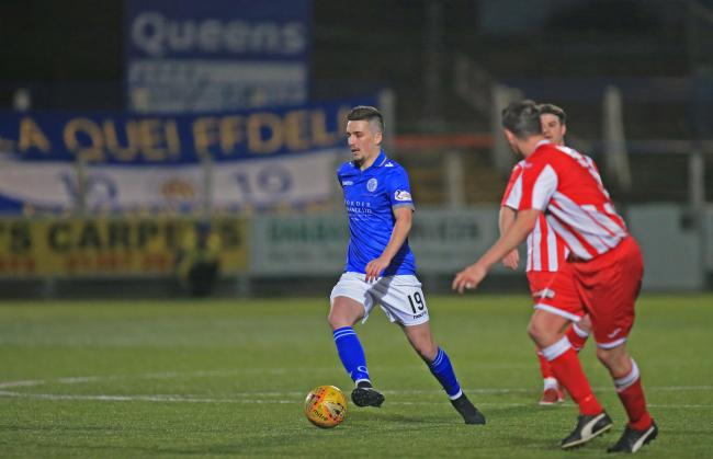New signing: Queen of the South's Owen Bell has signed for Reds (Photo: qosfc.com)