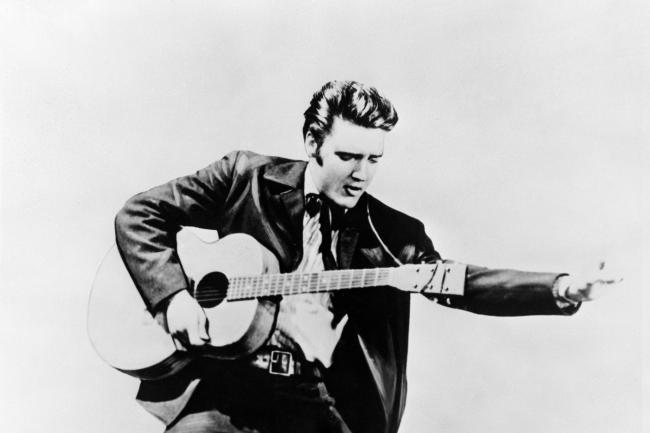 Music – Elvis Presley