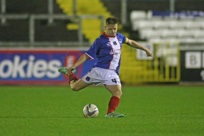Tom White: Pictured in United youth action in 2013