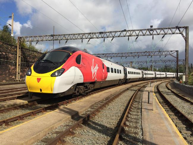 Picture: Virgin Trains