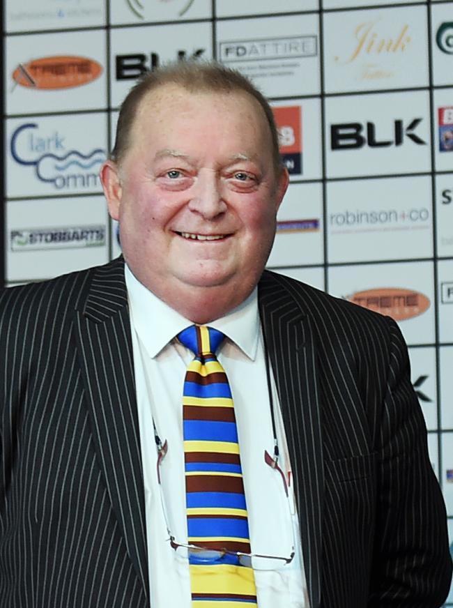 Whitehaven chairman Tom Todd. Picture: Mike McKenzie