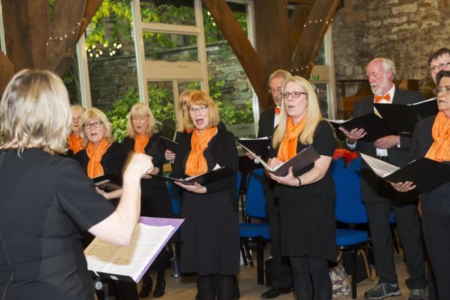 Cartmell Shepherd Solicitors and the University of Cumbria joined forces to organise the Spring into Summer concert at the Tithe Barn in Carlisle.