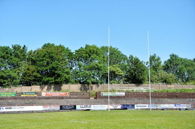 Rugby sticks at Borough Park.PHOTO TOM KAY         26 June 2019.............................