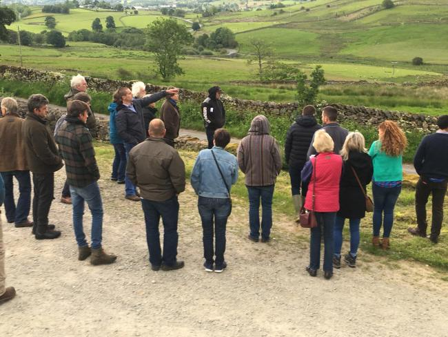 CUFA_28/06/2019_19_Page lead Keswick discussion re mud snail  habitat
