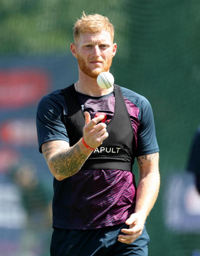 Retained: England's Cumbrian all-rounder Ben Stokes will stay with Rajasthan Royals for next year's Indian Premier League