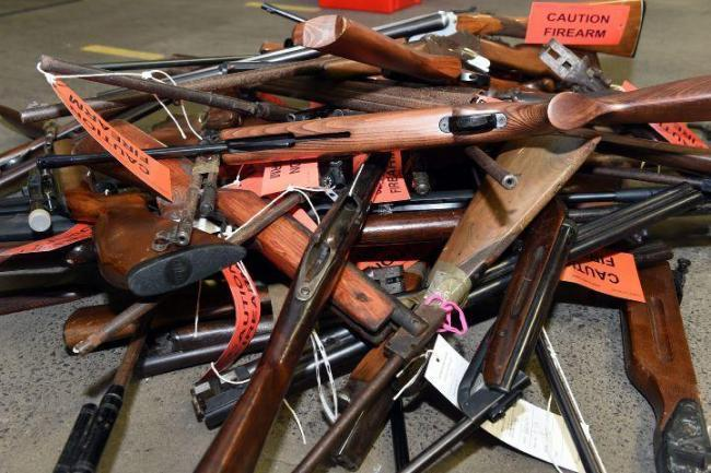 Cumbria police are launching a firearms amnesty
