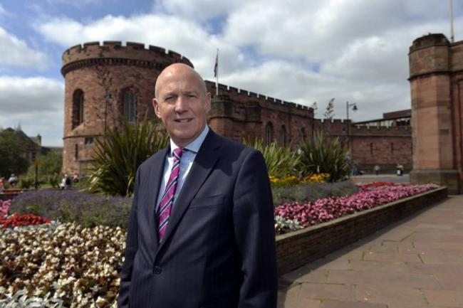 VOTE: Carlisle MP John Stevenson