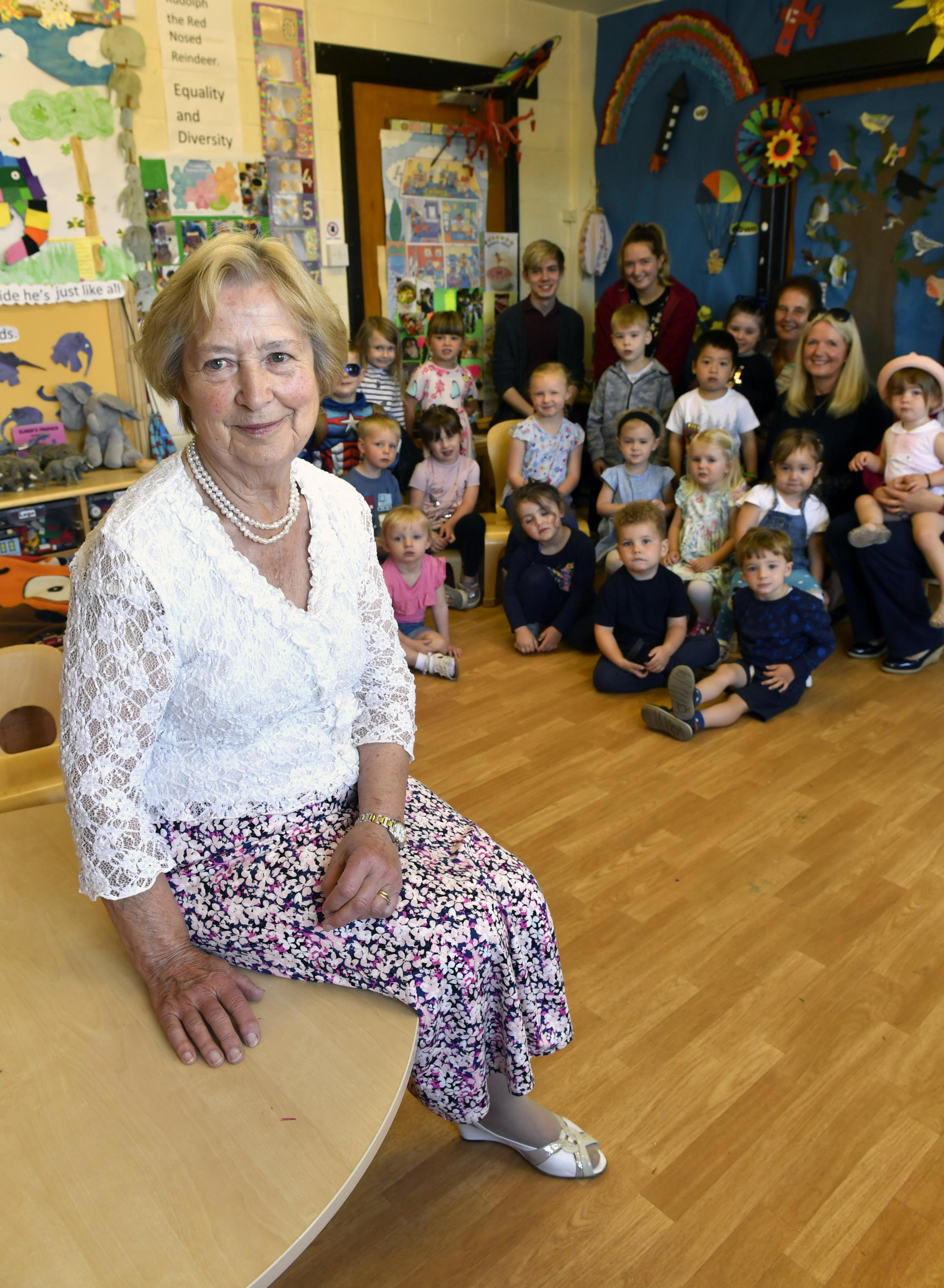 Why The Marvellous Margaret Bravo Is Still Running Her