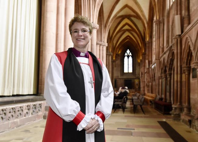 Marking link: Dr Emma Ineson, Bishop of Penrith