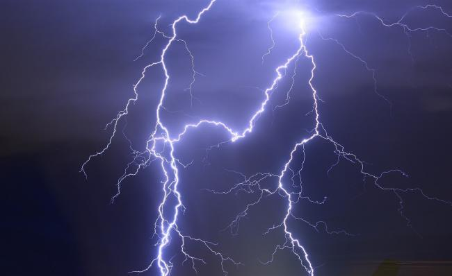 Met Office issue another 13-hour thunderstorm warning for