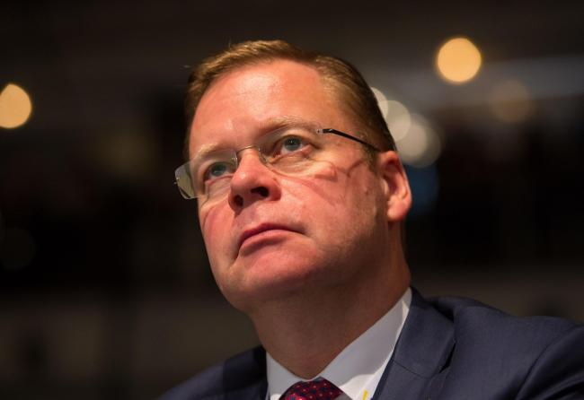 File photo dated 9/111/2015 of Centrica Chief Executive Iain Conn who, the company has said, will step down from his position next year. PRESS ASSOCIATION Photo. Issue date: Tuesday July 30, 2019. See PA story CITY Centrica. Photo credit should read: Domi