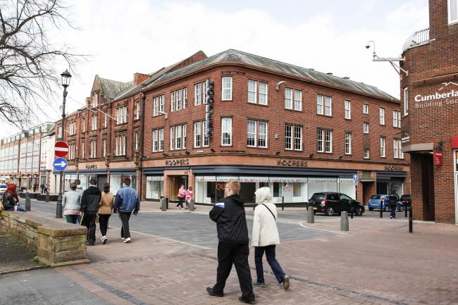 Carlisle city centre needs more than £150,000 to revitalise it, says Anne Pickles
