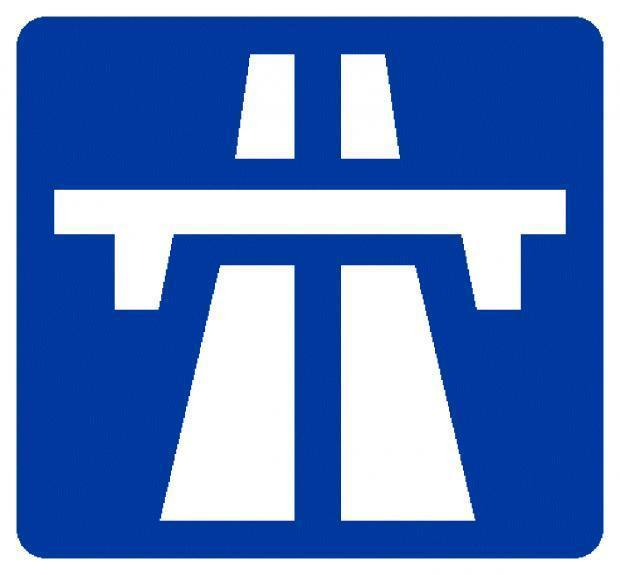 ACCIDENT on the M6 Lancashire