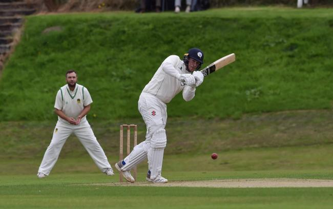 Priorities: Former Carlisle Cricket Club sub-professional George Munsey says his commitment to play for Scotland comes before any opportunities he gets to play franchise cricket (Photo: Paula Thanner)