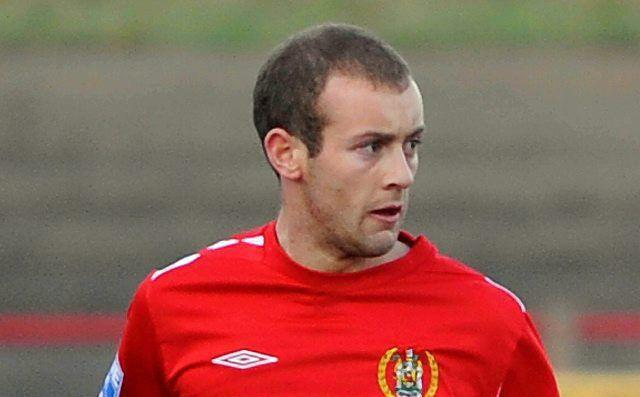 Shaun Vipond: City's new boy in action for Workington Reds back in 2008