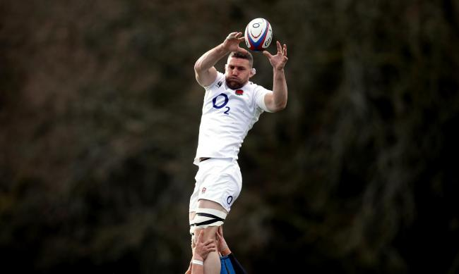 Cumbrian flanker Mark Wilson in England's 33-man squad ahead of
