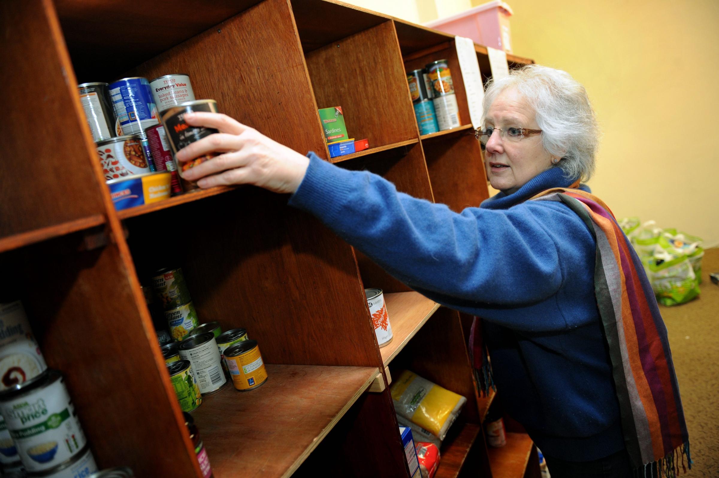Urgent Plea Issued As Carlisle Foodbank Reaches Critical