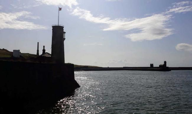 Whitehaven harbour, picture taken by Whitehaven News Camera Club member Kim Dixon