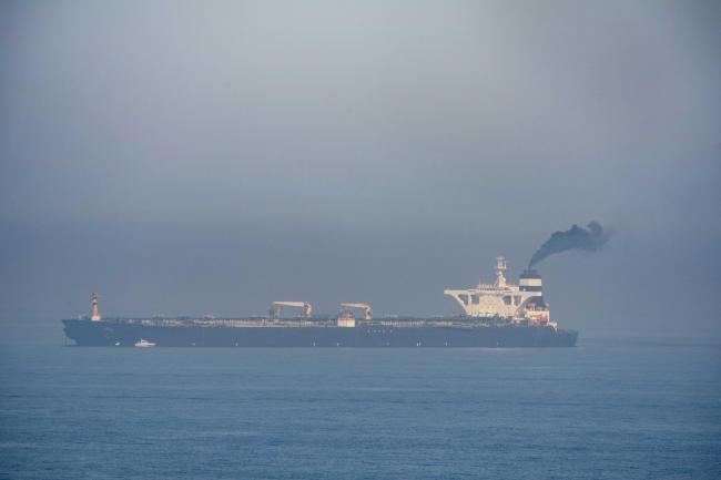 Iranian tanker set to leave Gibraltar despite US pressure