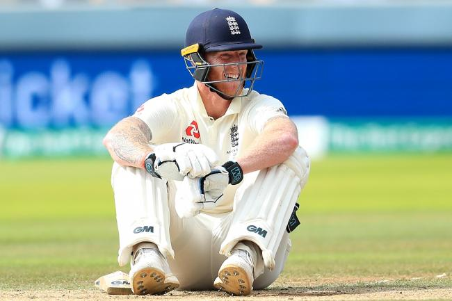 Ben Stokes' unbeaten century was not enough to earn England victory