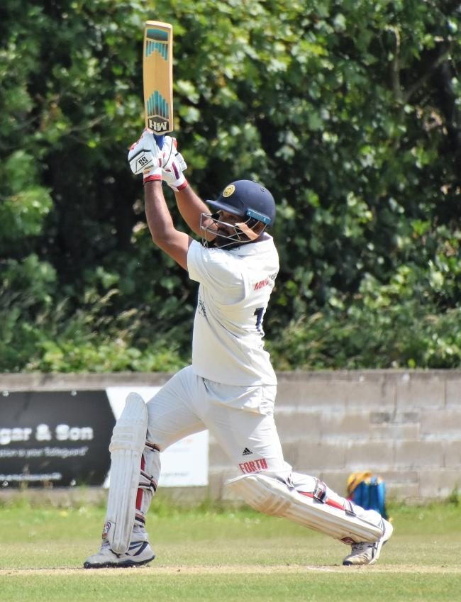 Furness professional: Sachith Pathirana has returned home to Sri Lanka (Photo: Ben Challis)