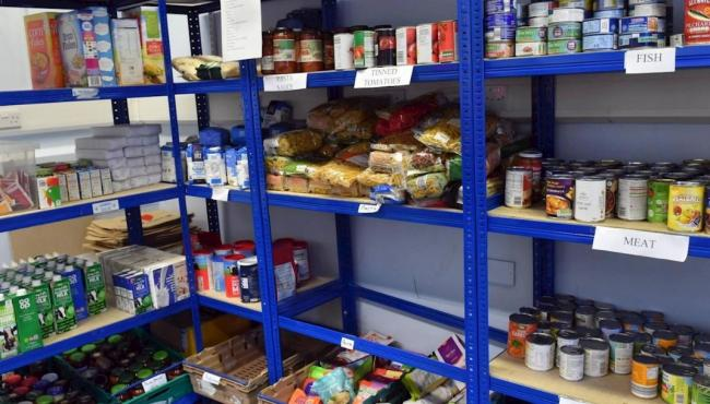 Collection: Fans' trust CUOSC are hoping supporters will support their foodbank appeal before tomorrow's game against Salford at Brunton Park