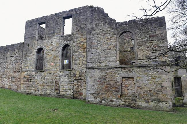 n Workington Hall