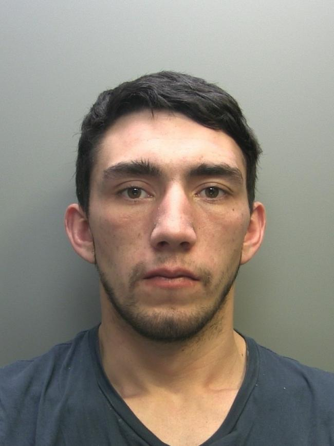 Wanted by Cumbria Police, Tony Moorhead, 27 Carlisle, Picture Cumbria Police