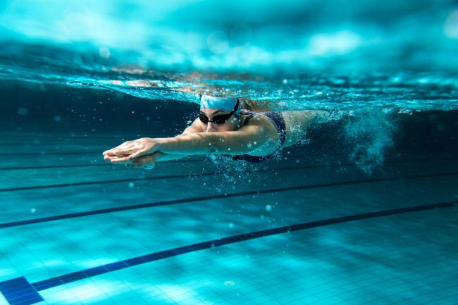 A generic photo of a swimmer in a swimming pool	Picture: PA Photo/iStock