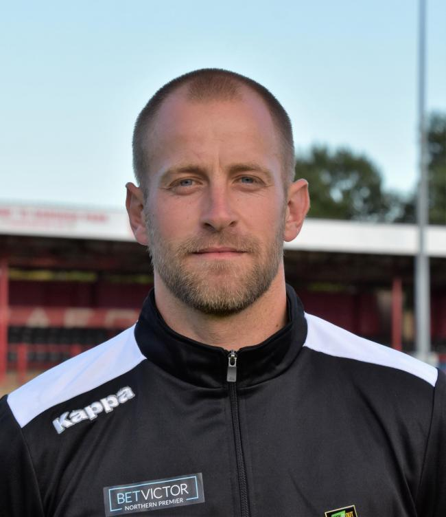 MANAGER: Danny Grainger