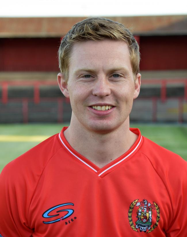 n Reds' captain Conor Tinnion believes a winning mentality is forming at the club