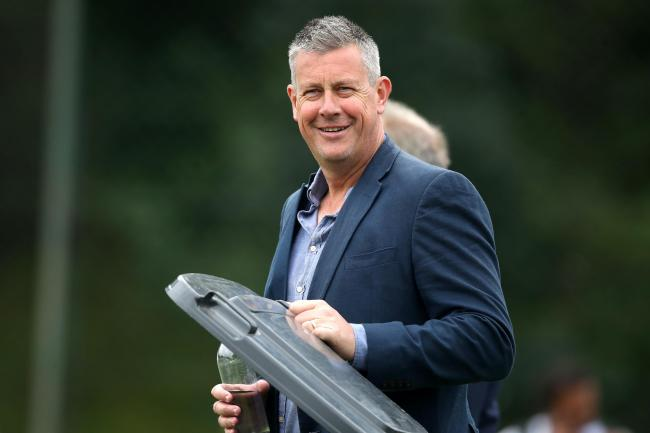 Ashley Giles, pictured, has backed Joe Root to lead England in the 2021/22 Ashes (Nick Potts/PA)