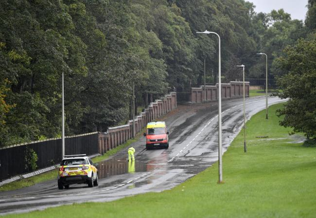After heavy overnight rainfall parts of Carlisle had localised flooding. Dalston Road one of the main routes into the City from the west was closed after deep floodwater blocked the road outside the Pirelli factory and by Carlisle Cemetery. County Council