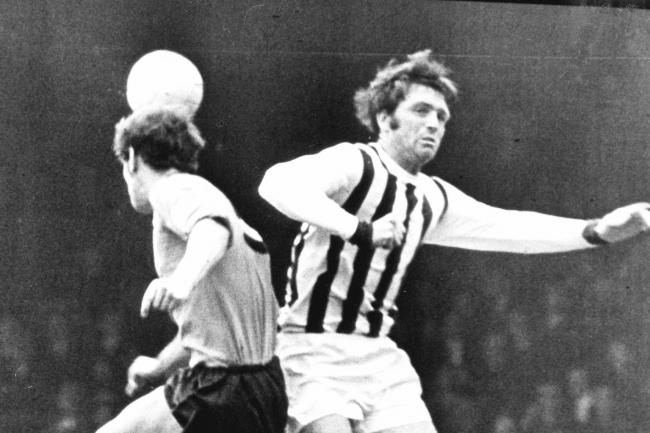 Jeff Astle in the air