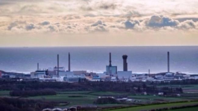 WALKOUT: Contractors at the Sellafield site have walked out over alleged safety issues