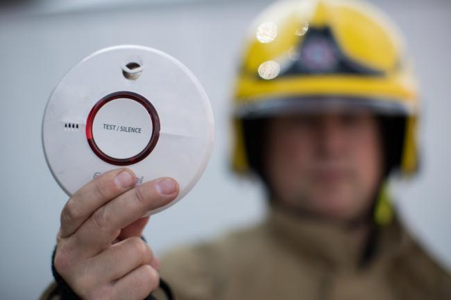 Carbon Monoxide close call prompts firefighters to speak out on dangers