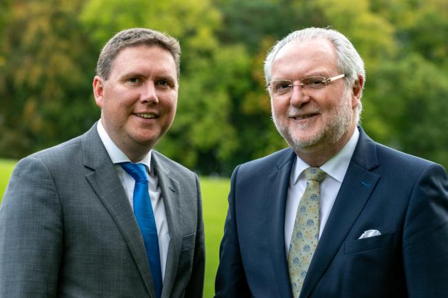 Advice: Chris Lamont and Graham Lamont of Lamont Pridmore