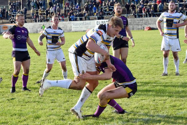 Brett Phillips: Has agreed a one-year deal with Whitehaven (Photo: John Story)