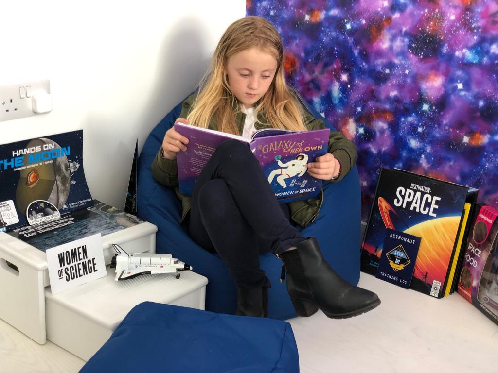 Cumbrian girl, 8, visits Richard Branson's space travel giant Virgin Galactic in California - News & Star