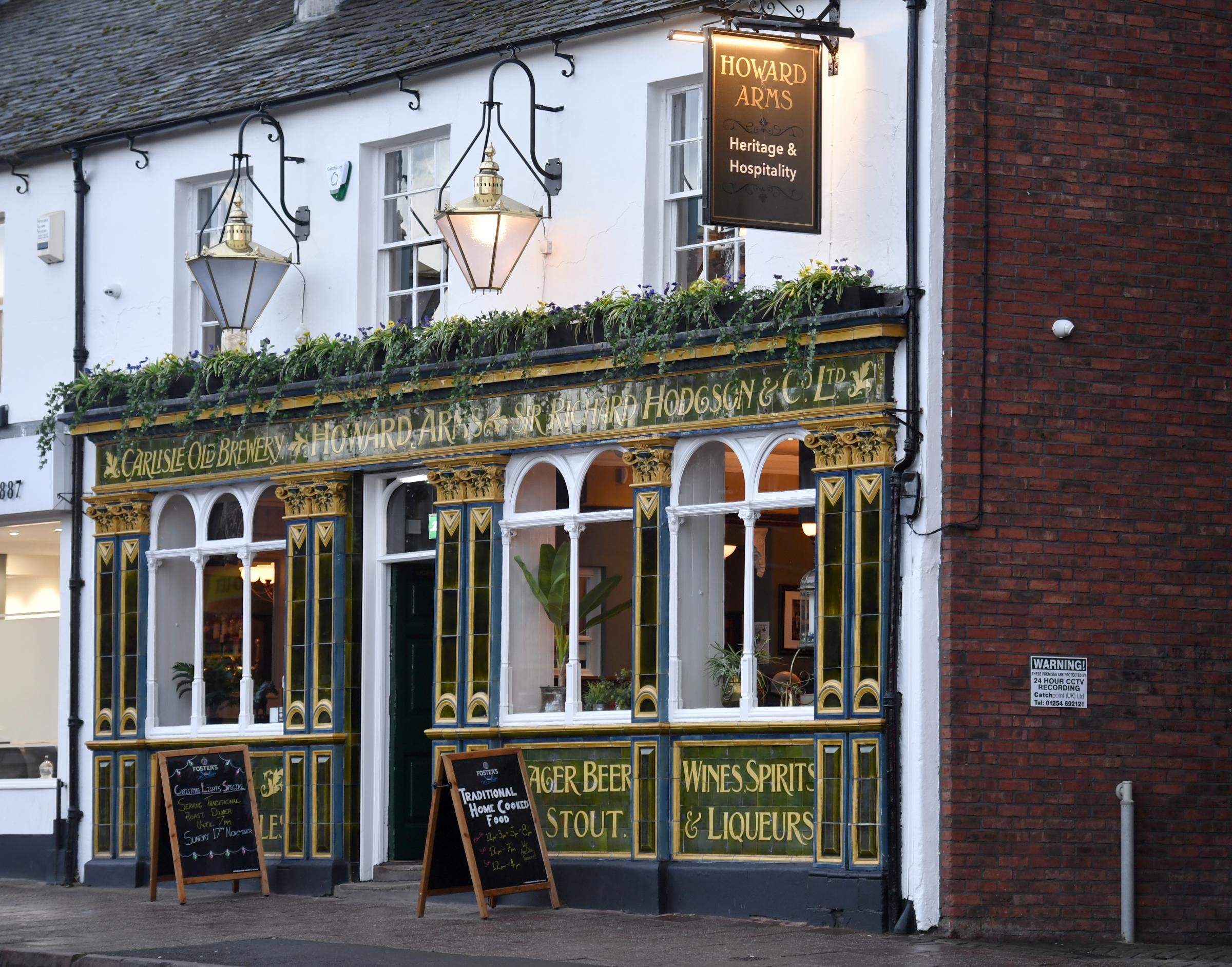 New gin parlour opens in Carlisle pub - News & Star