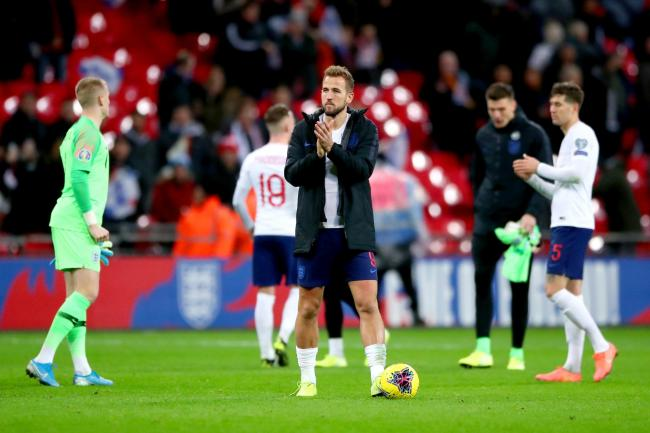 Harry Kane wants England fans to be more supportive