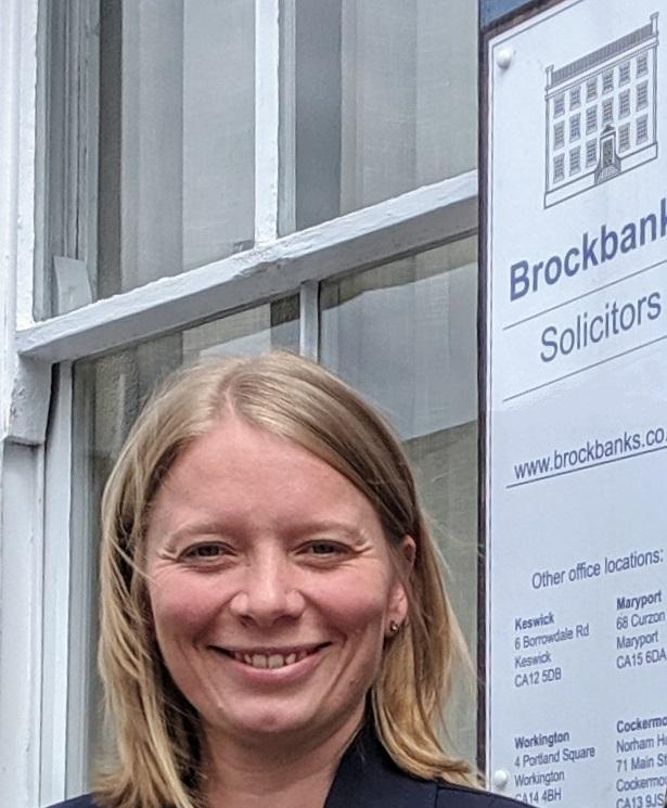 Lucy Fuggle, Trust and Estate Practitioner, and Senior Solicitor with Brockbanks