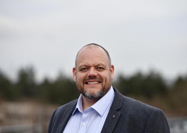 Mark Jenkinson the new Workington MP