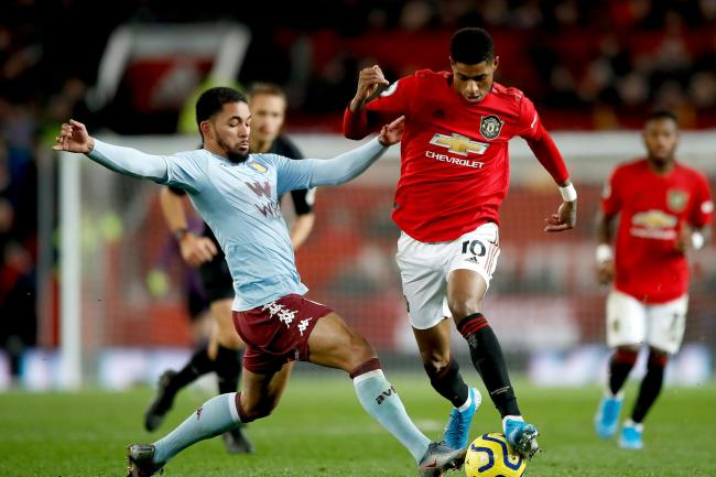 Premier League stars like Marcus Rashford, right, will get a weekend off in February